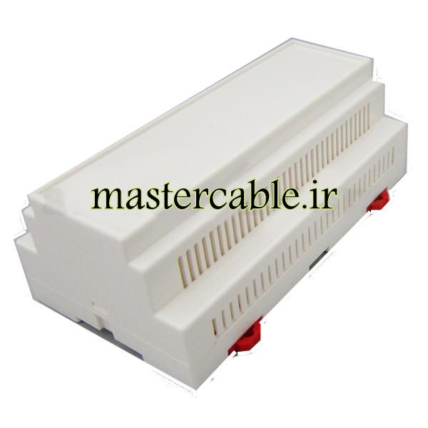 باکس ریلی ماژولار تجهیزات قدرت ABR116-A11 با ابعاد 59×88×158