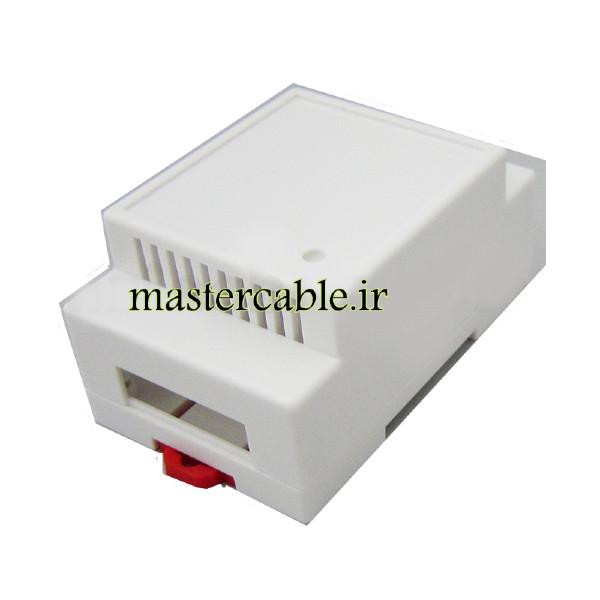 باکس ریلی ماژولار سوئیچ تغذیه ABR109-A1 با ابعاد 44×54×88