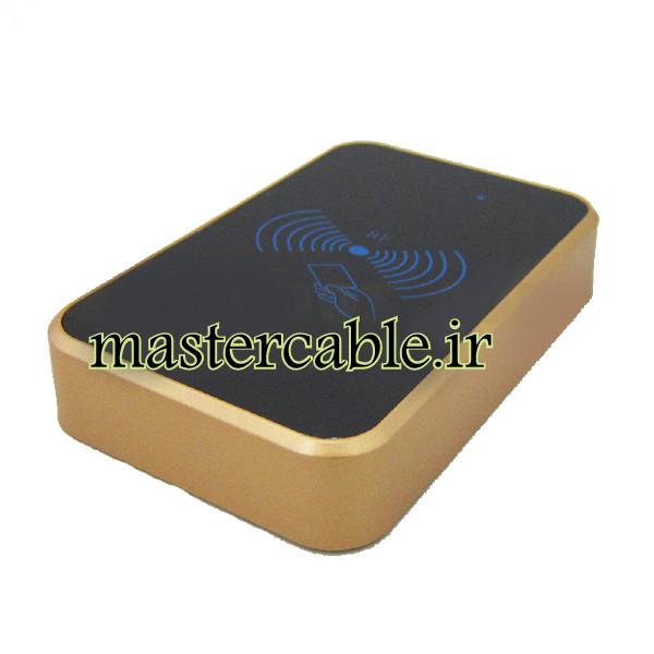 باکس کارت خوان کنترل دسترسی ABC905-GR با ابعاد 21.5×75×115