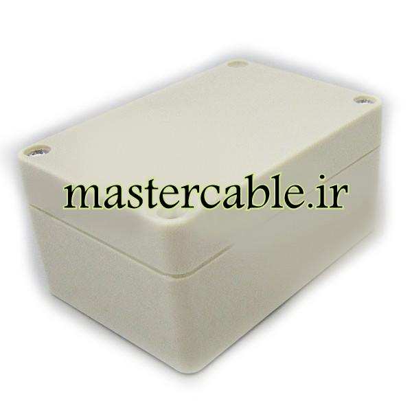 جعبه رومیزی ضدآب اتصالات الکترونیکی ABW202-A1 با ابعاد 50×68×100