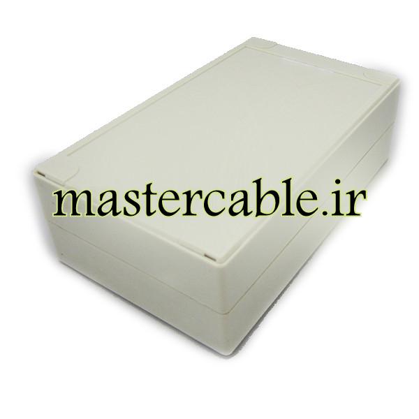 جعبه رومیزی ضدآب تجهیزات الکترونیکی 55-11 با ابعاد 60×120×200
