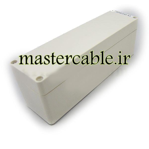 جعبه ضدآب ابزار اتصالات سیم کشی ABW230-A1 با ابعاد 44×56×160