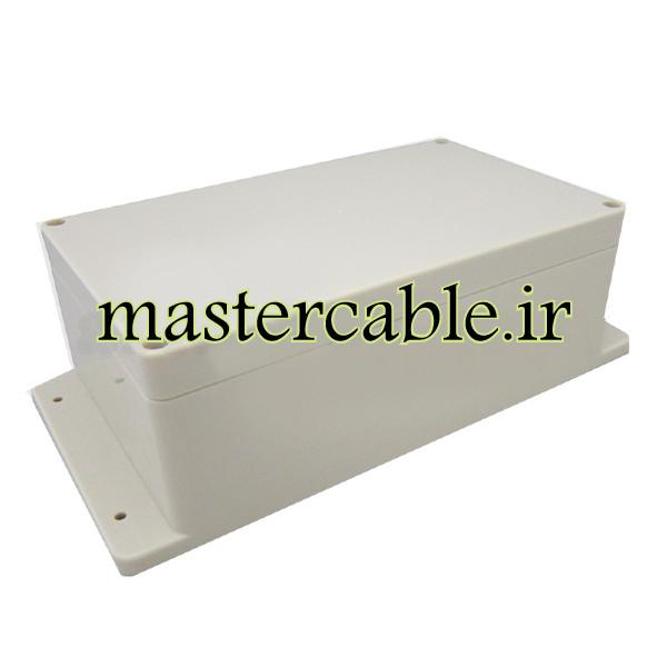 جعبه ضدآب تجهیزات اتصالات کنترل الکترونیکی ABW211-A1M با ابعاد 75×120×200