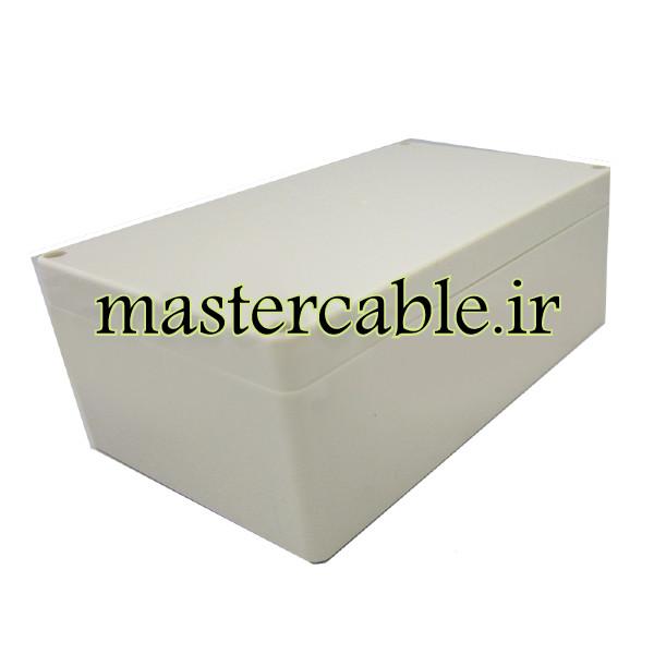 جعبه ضدآب تجهیزات اتصالات کنترل امنیت ABW211-A1 با ابعاد 75×120×200