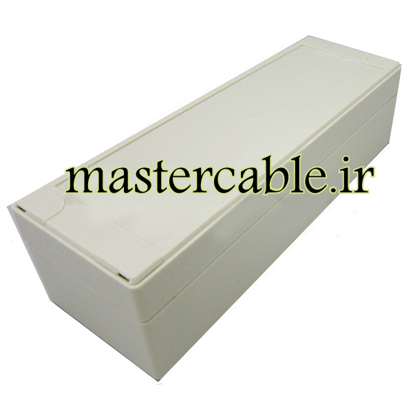 جعبه ضدآب رومیزی تجهیزات الکترونیکی 51-11 با ابعاد 60×80×240