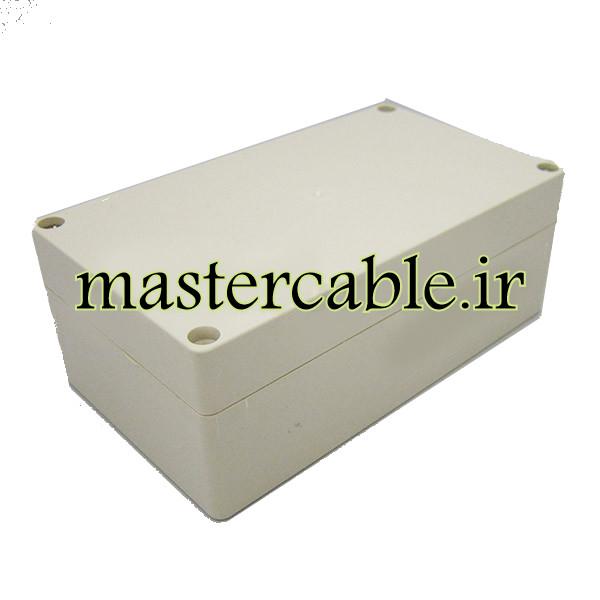 جعبه ضدآب منبع تغذیه امنیتی صنعتی ABW205-A1 با ابعاد 60×90×158