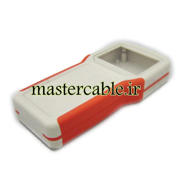 باکس کنترلر دستی پلاستیکی 3 اینچ ABH102-A3 با ابعاد 35×100×204