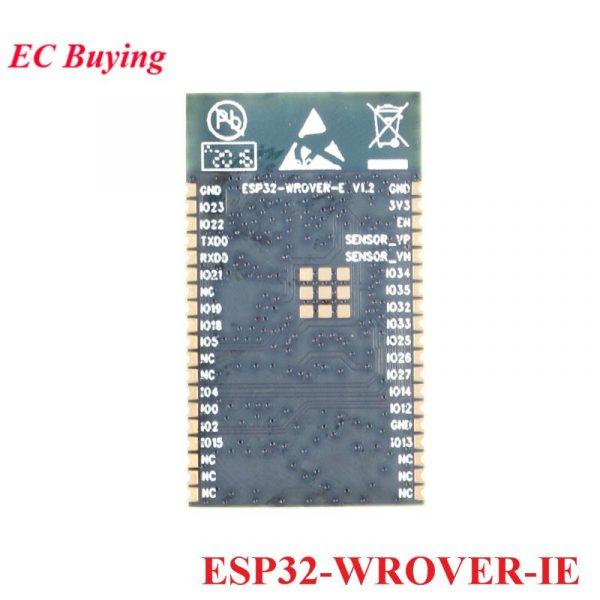 ESP32 WROVER-IE WIFI & BLUETOOTH