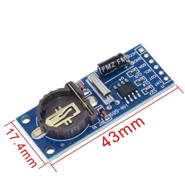 ماژول ساعت RTC PCF8563T MODULE I2C
