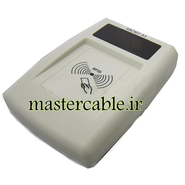 باکس کارت خوان کنترل دسترسی ABC907-A1 با ابعاد 30×98×132