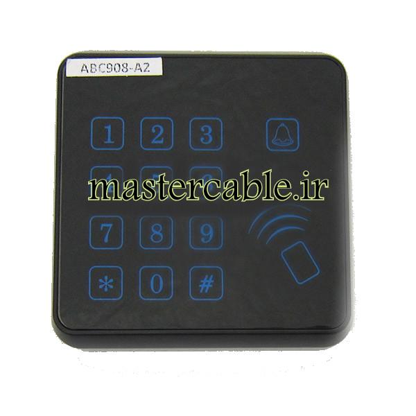باکس کارت خوان کیپددار کنترل دسترسی ABC908-A2 با ابعاد 25×105×105