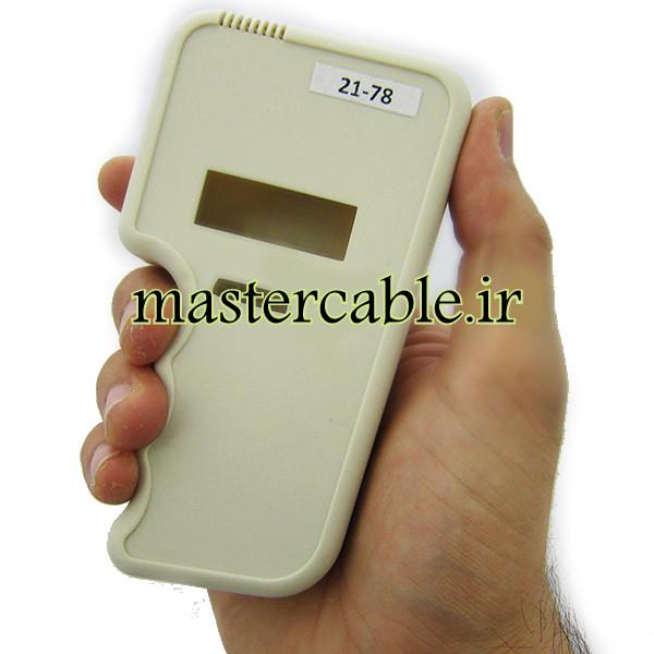 باکس کوچک دستی قابل حمل الکترونیکی 78-21 با ابعاد 30×72×127