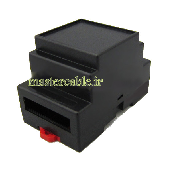 باکس تجهیزات الکترونیکی ریلی ABR106-A2 با ابعاد 59×88×52