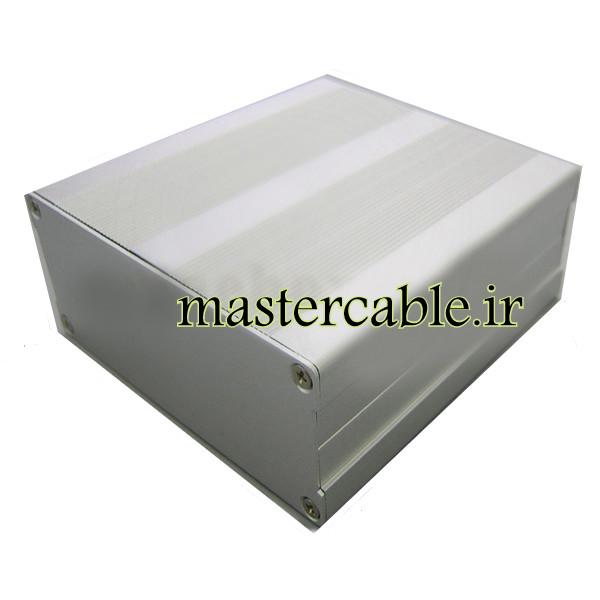 جعبه آلومینیومی کنترلر اتصالات برق ABL415-A1 با ابعاد 39.6×97×100