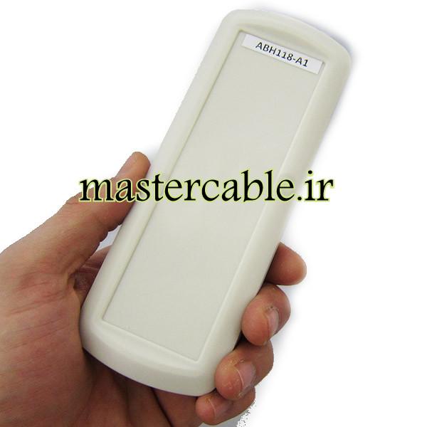 باکس الکترونیکی تجهیزات پزشکی پرتابل دستی ABH118-A1 با ابعاد 26×60×160