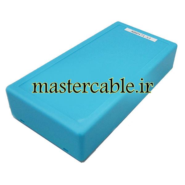 باکس پلاستیکی تجهیزات الکترونیکی رومیزی ABD171-A4 با ابعاد 30×75×150