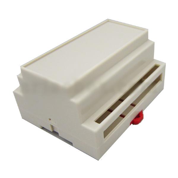 باکس ایزوله کننده ماژول های ریلی ABR115-A10 با ابعاد 59×88×107