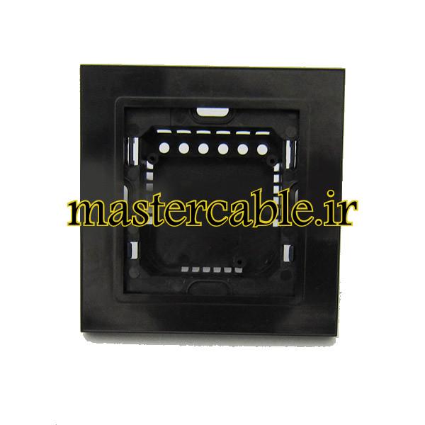 فریم کلید هوشمند استاندارد جهانی Frame S904-A2 با ابعاد 32×86×86