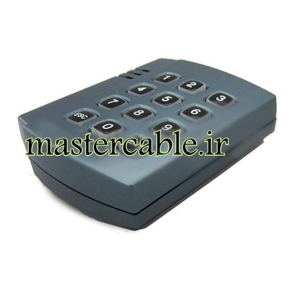 باکس کیپددار کنترل دسترسی ABC918-A2 با ابعاد 24×85×99