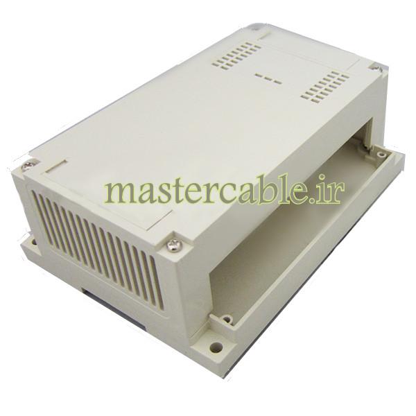 باکس تجهیزات الکترونیکی PLC ریلی ABR101-A1 با ابعاد 65×110×155