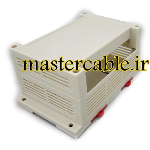 باکس توزیع برد PLC ریلی ماژولار ABR123-A12 با ابعاد 72×90×145
