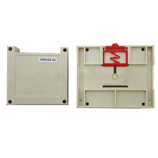 باکس الکترونیکی PLC ریلی تک ترمینال ABR103-A1 با ابعاد 72×90×115