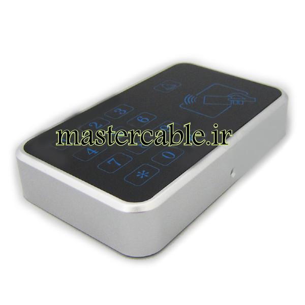 باکس کارت خوان کیپددار کنترل دسترسی ABC913-A1 با ابعاد 25×80×130