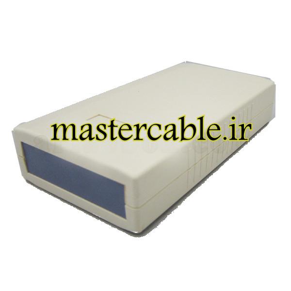 باکس تجهیزات الکترونیکی رومیزی مدل ABD102-A2 با ابعاد 32×80×150