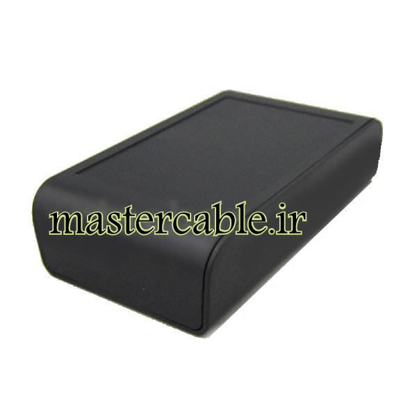 باکس پلاستیکی تجهیزات الکترونیکی دستی رومیزی مدل ABD130-A2 با ابعاد 28×65×110