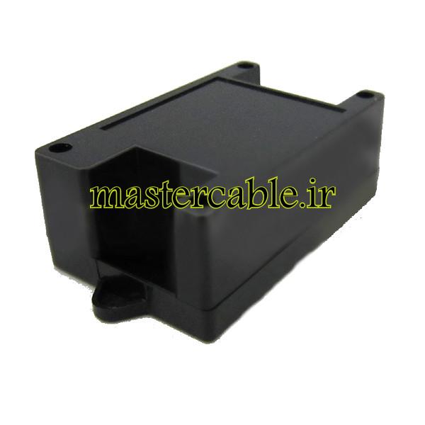 جعبه دیواری کنترل صنعتی کوچک ABM128-A2 با ابعاد 32×50×97