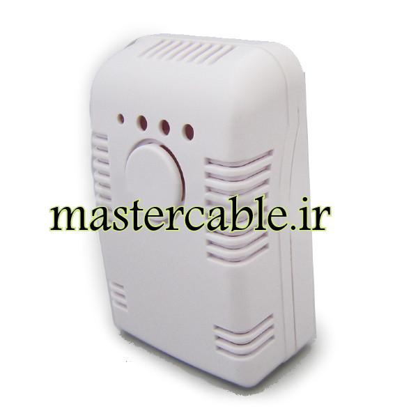 جعبه دیواری تشخیص و هشدار گاز ABM132-A1 با ابعاد 39×71×111