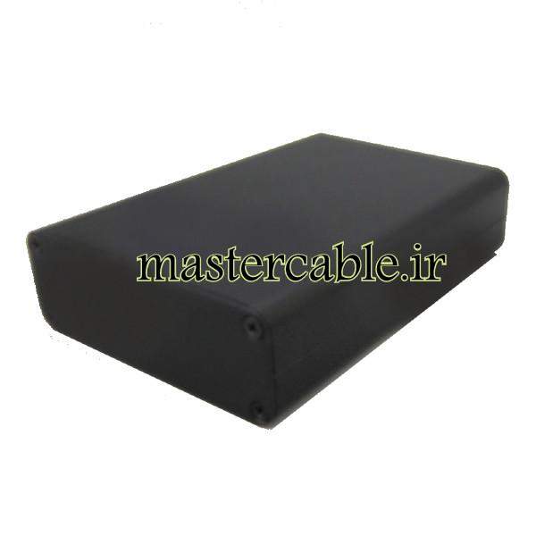 جعبه آلومینیومی کنترلر ابزار دقیق ABL405-A2 با ابعاد 25.5×71×100