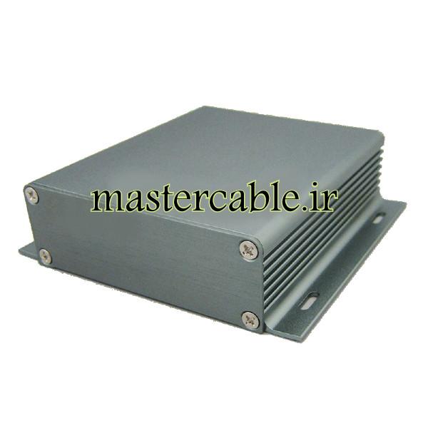 جعبه دیواری آلومینیومی باتری الکترونیکی ABL420-A1M با ابعاد 28×104×95