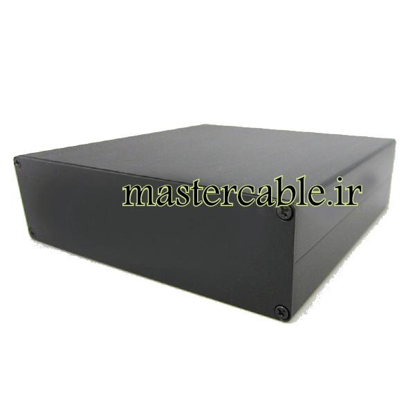 جعبه آلومینیومی تجهیزات ابزاردقیق ABL437-A2 با ابعاد 44×152×150