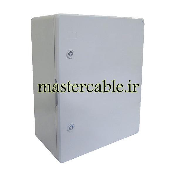 جعبه ضدآب تابلویی توزیع 3 فاز TW704-A1 با ابعاد 220×400×500