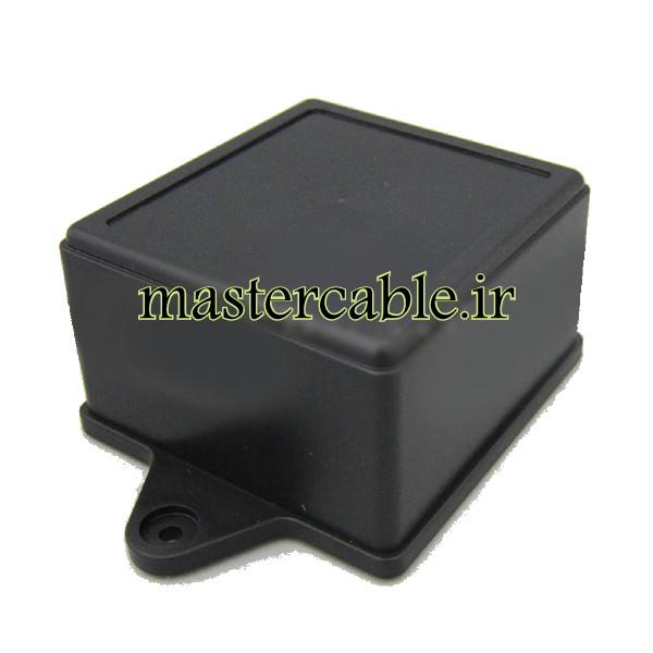 جعبه پلاستیکی الکترونیکی دیواری ABM137-A2 با ابعاد 45×75×80