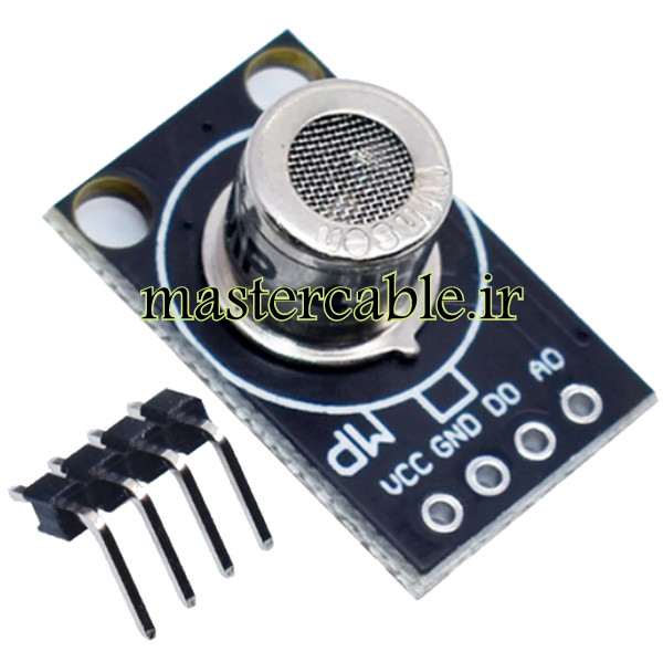 MP-4 Smoke detection gas sensor module