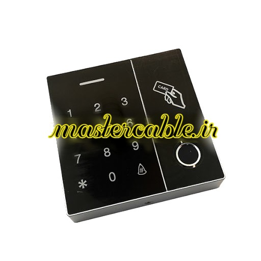 finger print access control with keypad and Password